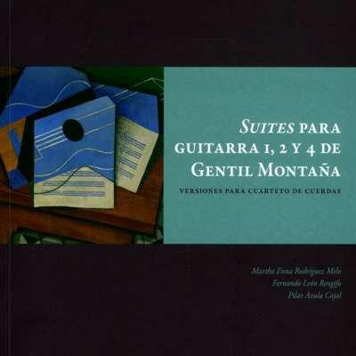 suites para guitarra